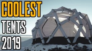 5 COOLEST TENTS IN THE WORLD