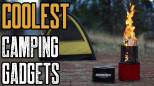 5 Coolest Survival & Camping Gadgets 2019 You Must Have