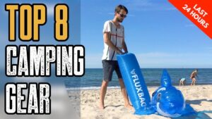 8 Great New Camping Gear 2019! [Outdoor & Survival]