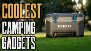 8 New Camping Gear & Gadgets 2019
