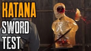 Katana Sword Test – Best Katana Swords Tested (Cold Steel Katanas)