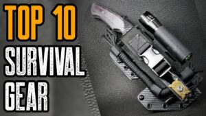 TOP 10 AMAZING SURVIVAL GEAR & GADGETS YOU MUST HAVE