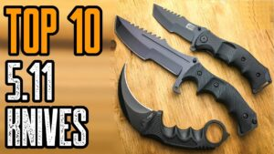 TOP 10 BEST 5.11 TACTICAL KNIVES YOU MUST HAVE