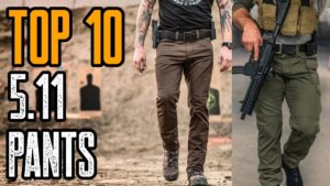 TOP 10 BEST 5.11 TACTICAL PANTS 2020
