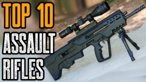 TOP 10 BEST ASSAULT RIFLE IN THE WORLD 2020
