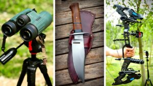 TOP 10 BEST BACKCOUNTRY HUNTING GEAR LIST