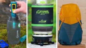 TOP 10 BEST BACKPACKING GEAR FOR BEGINNERS 2020