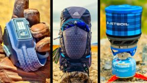 TOP 10 BEST BACKPACKING GEAR FOR BEGINNERS