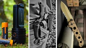 TOP 10 BEST BUG OUT BAG GEAR LIST OF ESSENTIALS