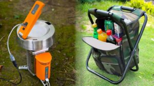 TOP 10 BEST CAMPING GEAR ESSENTIALS ON AMAZON
