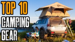 TOP 10 BEST CAR CAMPING GEAR & GADGETS ON AMAZON