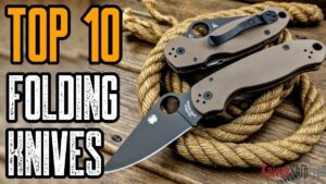 TOP 10 BEST FOLDING KNIVES 2020 for Outdoor Survival
