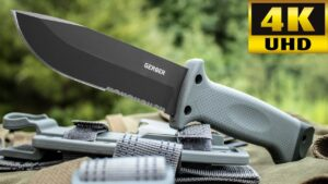 TOP 10 BEST GERBER TACTICAL SURVIVAL KNIVES OFF ALL TIME