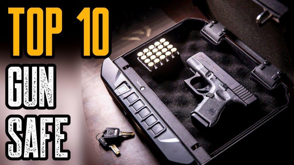 TOP 10 BEST GUN SAFE FOR THE MONEY 2020