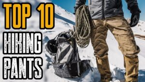 TOP 10 BEST HIKING PANTS ON AMAZON 2020