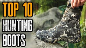 TOP 10 BEST HUNTING BOOTS 2020