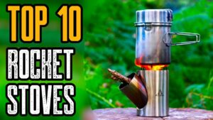 TOP 10: BEST PORTABLE ROCKET STOVE 2020