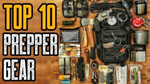 TOP 10 BEST PREPPER GEAR & SURVIVAL ITEMS ON AMAZON