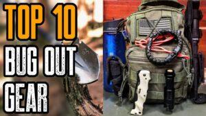 TOP 10 BEST SURVIVAL BUG OUT BAG GEAR ON AMAZON