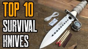 TOP 10 BEST SURVIVAL KNIVES 2020 | ON AMAZON