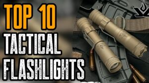 TOP 10: BEST TACTICAL FLASHLIGHT 2020!
