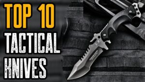 TOP 10 BEST TACTICAL FOLDING KNIVES ON AMAZON 2020