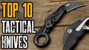 TOP 10 BEST TACTICAL KNIVES ON AMAZON FOR SELF DEFENSE