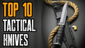 TOP 10 BEST TACTICAL SURVIVAL KNIVES ON AMAZON 2020