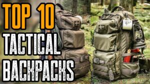 TOP 10 BEST TACTICAL & SURVIVAL BACKPACK 2020