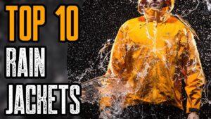 TOP 10 BEST WATERPROOF JACKETS FOR MEN 2020