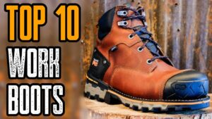 TOP 10 BEST WORK BOOTS FOR MEN 2020