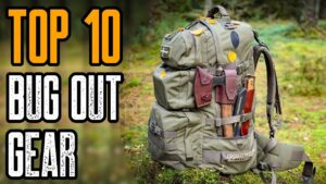 TOP 10 BUG OUT BAG ESSENTIALS 2020 (Bug Out Survival Gear 2020)
