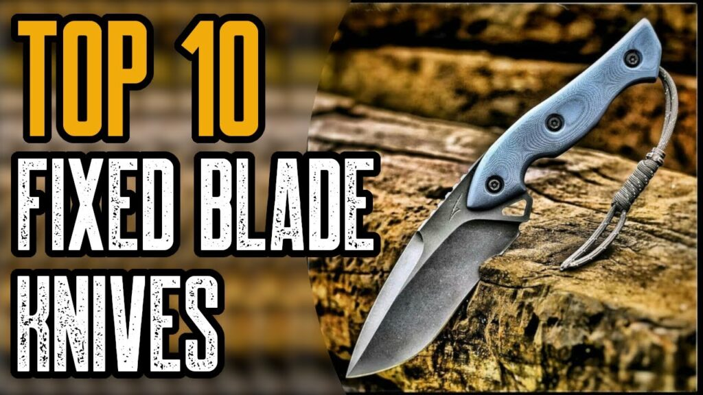 TOP 10 Best Fixed Blade Knives 2020 | Survival Fixed Blades