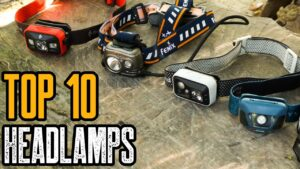 TOP 10 Best Headlamps 2019 (for Hiking, Backpacking & Running )