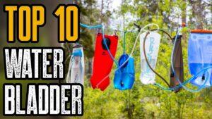 TOP 10 Best Hydration Bladder & Packs 2020