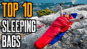 TOP 10 Best Sleeping Bags 2019 (for Backpacking, Camping & Cold Weather)