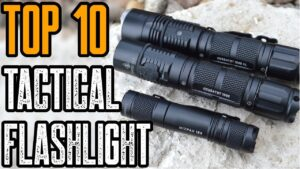 TOP 10 Best Tactical Flashlights 2019 for Survival & EDC