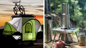TOP 10 COOL CAMPING GADGETS 2020
