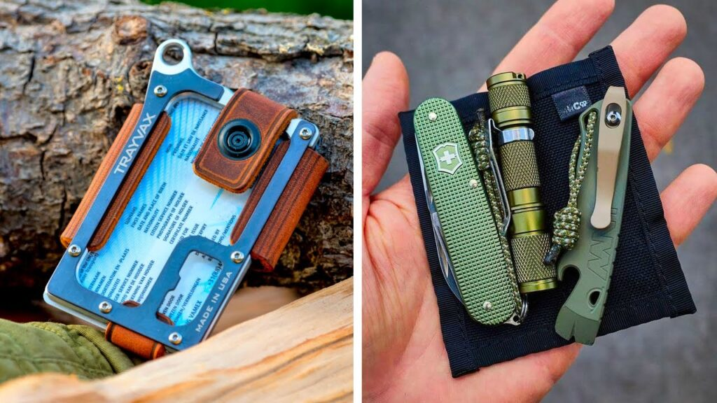 TOP 10 EDC Essentials ALL Men Should Own! (Everyday Carry 2020)