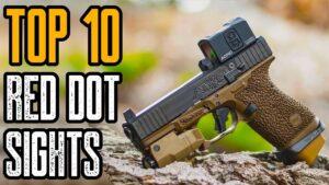 TOP 10 HANDGUN RED DOT SIGHTS 2021  Best Pistol Reflex Sights 2021!