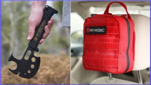 TOP 10 MUST HAVE OUTDOOR SURVIVAL GEAR