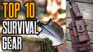 TOP 10 MUST HAVE SURVIVAL GADGETS & GEAR ON AMAZON