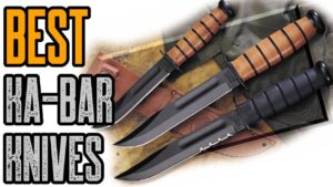 TOP 20 BEST KA-BAR TACTICAL SURVIVAL KNIVES