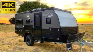 TOP 3 COOLEST OFF ROAD CAMPER TRAILERS
