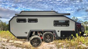 TOP 4: NEW CAMPER TRAILERS (2019) Must Watch Camping Trailers!