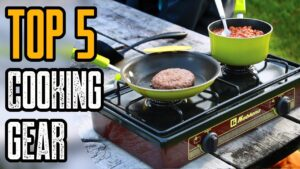 TOP 5 AMAZING CAMPING COOKING GEAR