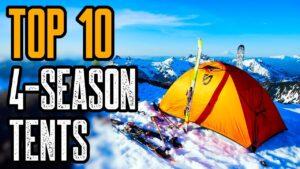 TOP 5 BEST 4 SEASON TENTS 2020