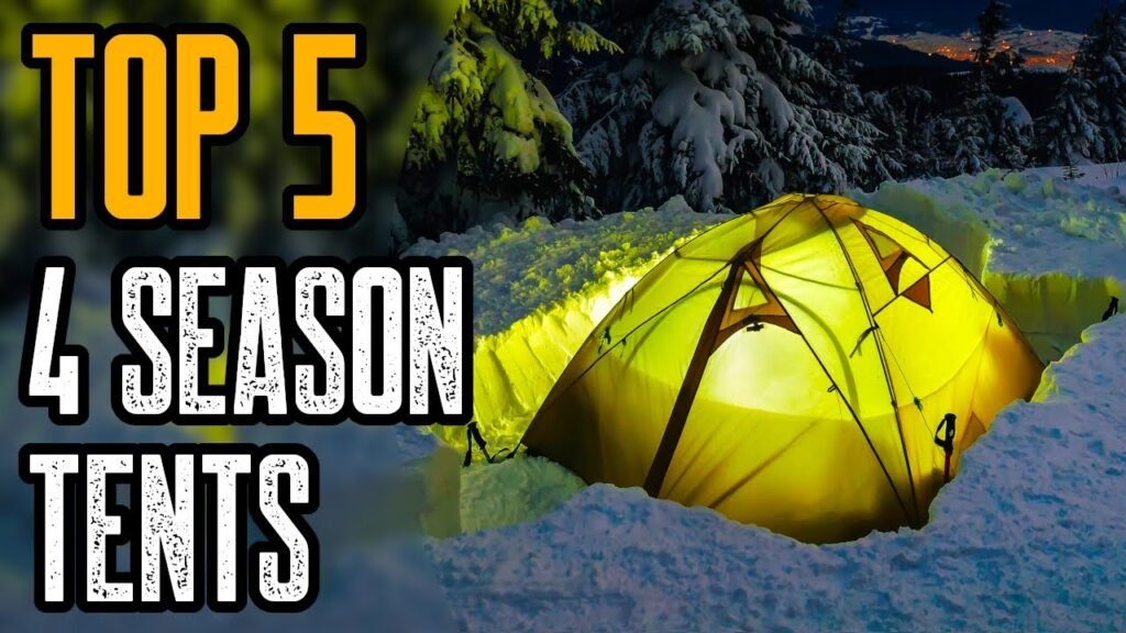 TOP 5 BEST 4 SEASON TENTS 2021! ALL SEASON TENT REVIEWS!