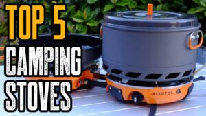 TOP 5 BEST GAS STOVES FOR CAMPING & BACKPACKING
