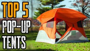TOP 5 BEST POP UP TENTS FOR CAMPING 2020